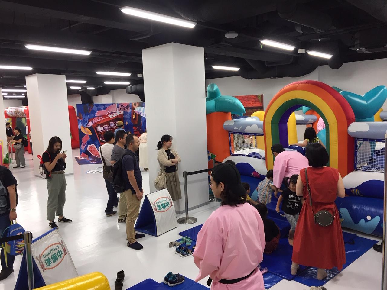 2019年8月東京タワーイベント